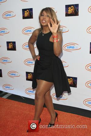Toni Braxton - Lupus LA's Orange Ball: A Night Of Superheroes at Fox Studio Lot - Arrivals - Los Angeles,...