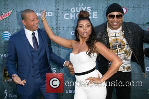 Terrence Howard, Taraji P. Henson and Ll Cool J