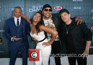 Terrence Howard, Taraji P. Henson, Ll Cool J and Guest