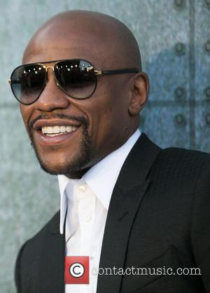 Floyd Mayweather Jr. - Spike TV's Guys Choice 2015 at Sony Pictures Studios - Arrivals at Sony Pictures Studios -...