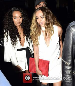 Little Mix, Jade Thirlwall and Leigh-Anne Pinnock