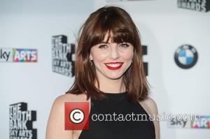 Ophelia Lovibond - South Bank Sky Arts Awards held at the Savoy, arrivals. at South Bank - London, United Kingdom...