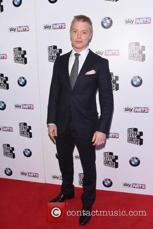 Freddie Fox - South Bank Sky Arts Awards held at the Savoy, arrivals. at South Bank - London, United Kingdom...