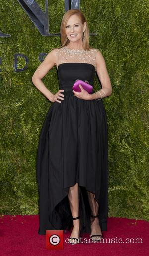Marg Helgenberger - American Theatre Wing's 69th Annual Tony Awards at Radio City Music Hall - Red Carpet Arrivals at...