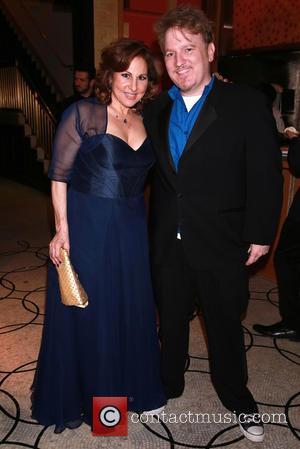 Kathy Najimy and Dan Finnerty