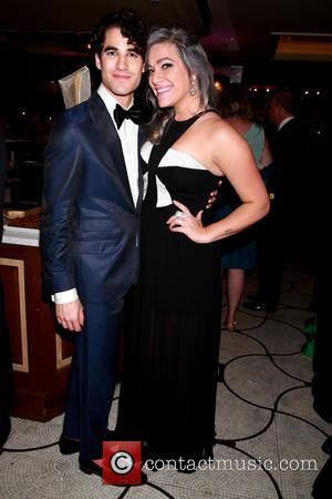 Darren Criss and Mia Swier - The 69th Annual Tony Awards Gala held at The Plaza Hotel. at The Plaza...