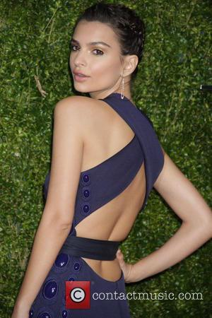 Emily Ratajkowski - American Theatre Wing's 69th Annual Tony Awards at Radio City Music Hall - Red Carpet Arrivals at...