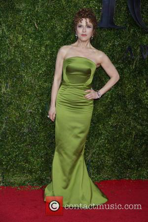 Bernadette Peters - American Theatre Wing's 69th Annual Tony Awards at Radio City Music Hall - Red Carpet Arrivals at...