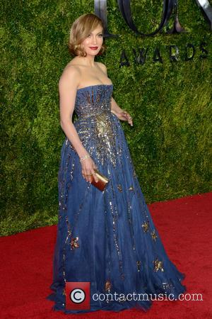 Jennifer Lopez - 2015 Tony Awards - Red Carpet Arrivals at Tony Awards - New York City, New York, United...