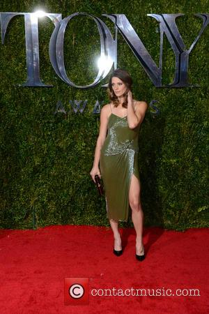 Ashley Greene - 2015 Tony Awards - Red Carpet Arrivals at Tony Awards - New York City, New York, United...