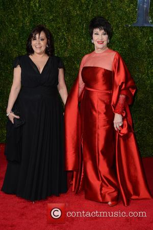 Chita Rivera - 2015 Tony Awards - Red Carpet Arrivals at Tony Awards - New York City, New York, United...