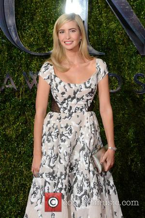 Ivanka Trump - 2015 Tony Awards - Red Carpet Arrivals at Tony Awards - New York City, New York, United...