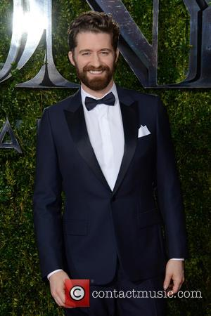 Matthew Morrison - 2015 Tony Awards - Red Carpet Arrivals at Tony Awards - New York City, New York, United...