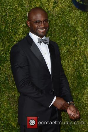 Taye Diggs - 2015 Tony Awards - Red Carpet Arrivals at Tony Awards - New York City, New York, United...
