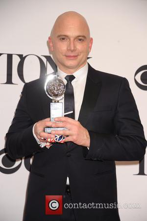 Michael Cerveris - 2015 Tony Awards - Pressroom at Radio City Music Hall, Tony Awards - New York City, United...