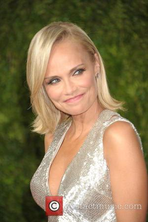 Kristin Chenoweth - 2015 Tony Awards - Red Carpet Arrivals at Radio City Music Hall, Tony Awards - New York...