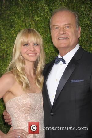Guest and Kelsey Grammer