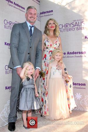 Eric Dane, Chrysalis Butterfly Ball, Rebecca Gayheart