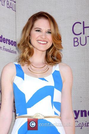 Sarah Drew - 14th Annual Chrysalis Butterfly Ball held at a Private Residence - Arrivals at Private Residence, Chrysalis Butterfly...