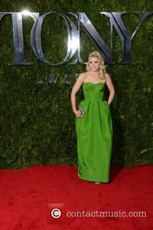 Annaleigh Ashford - 2015 Tony Awards - Red Carpet Arrivals at Tony Awards - Manhattan, New York, United States -...