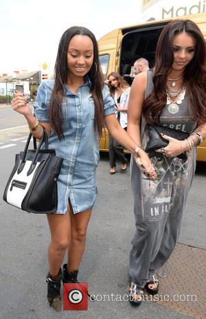 Jesy Nelson and Leigh Anne Pinnock