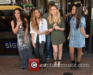 Jesy Nelson, Jade Thirwall, Perrie Edwards and Leigh Anne Pinnock