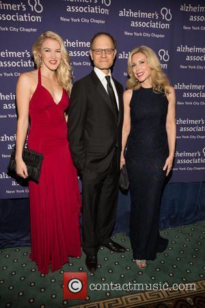 Ashley Campbell, David Hyde Pierce and Kim Campbell