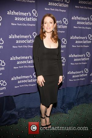 Julianne Moore - Alzheimer's Association New York City Chapter hosts the Annual 'Forget-Me-Not' Gala, An Evening to End Alzheimer's -...
