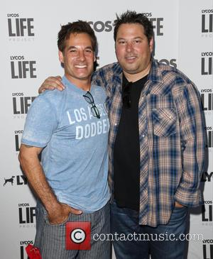 Adrian Pasdar and Greg Grunberg