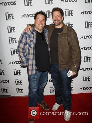 Greg Grunberg and Jason Brooks