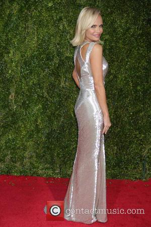 Kristin Chenoweth - American Theatre Wing's 69th Annual Tony Awards at Radio City Music Hall - Red Carpet Arrivals at...