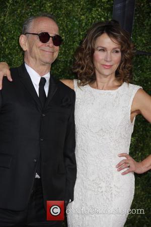 Joel Gray and Jennifer Gray