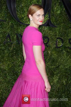 Ruth Wilson - American Theatre Wing's 69th Annual Tony Awards at Radio City Music Hall - Red Carpet Arrivals at...