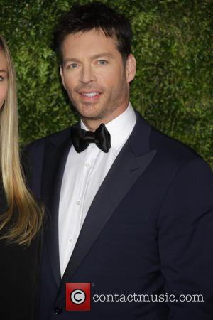 Harry Connick Jr - American Theatre Wing's 69th Annual Tony Awards at Radio City Music Hall - Red Carpet Arrivals...