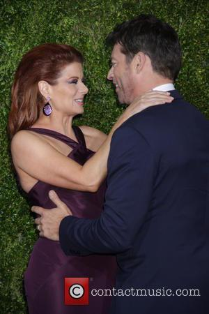 Harry Connick Jr and Debra Messing