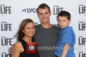 Mary Lynn Rajskub, Matthew Rolph and Valentine Anthony Rolph