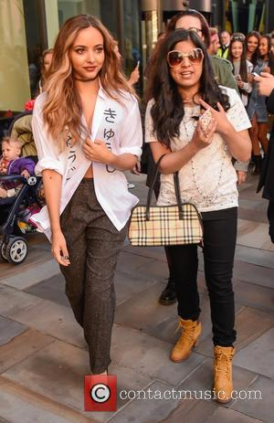 Little Mix and Jade Thirwall