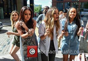 Jade Thirwall, Jesy Nelson, Perrie Edwards and Leigh-anne Pinnock