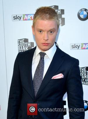 Freddie Fox - the South Bank Sky Arts Awards at the Savoy Hotel London 7th June 2015 at Savoy Hotel,...