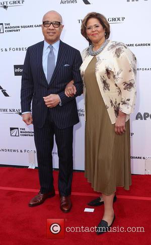 Darren Walker and Anna Deavere Smith