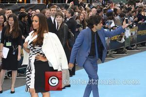 Leona Lewis and Adrian Grenier