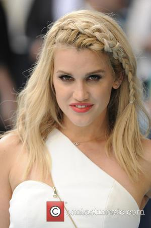 Ashley Roberts - European premiere of 'Entourage' at the Vue West End in London - Arrivals - London, United Kingdom...