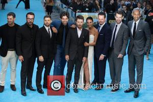 Jeremy Piven, Jerry Ferrara, Adrian Grenier, Kevin Connolly, Emmanuelle Chriqui, Kevin Dillion and Thierry Henry