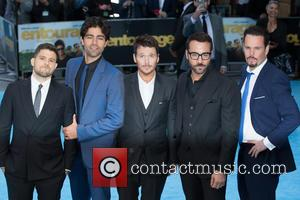 Kevin Connolly, Adrian Grenier, Jeremy Piven and Kevin Dillion