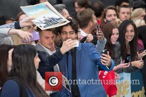 Adrian Grenier - The European premiere of 'Entourage' held at Vue West End - Arrivals at Vue West End -...