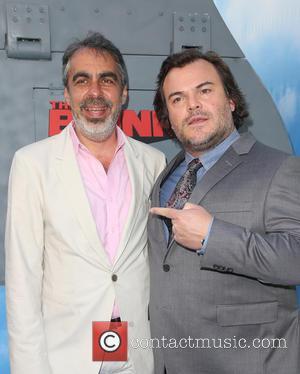 Roberto Benabib and Jack Black