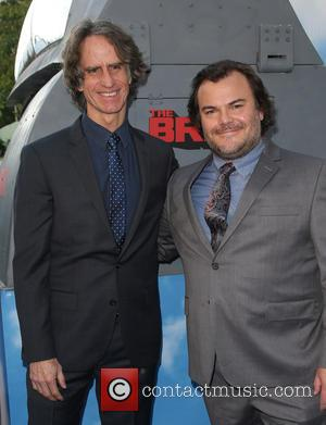 Jay Roach and Jack Black