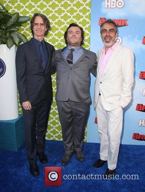 Jay Roach, Jack Black and Roberto Benabib