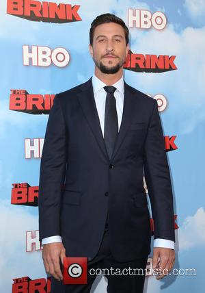Pablo Schreiber - Los Angeles Premiere for HBO's new comedy series THE BRINK at Paramount Theater - Los Angeles, California,...
