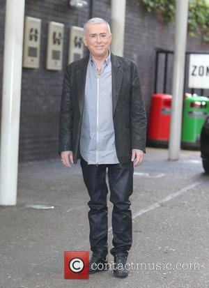 Holly Johnson - Holly Johnson outside ITV Studios - London, United Kingdom - Tuesday 9th June 2015